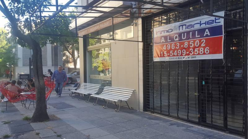 Foto Local en Alquiler en  Chacarita ,  Capital Federal  Fraga al 600