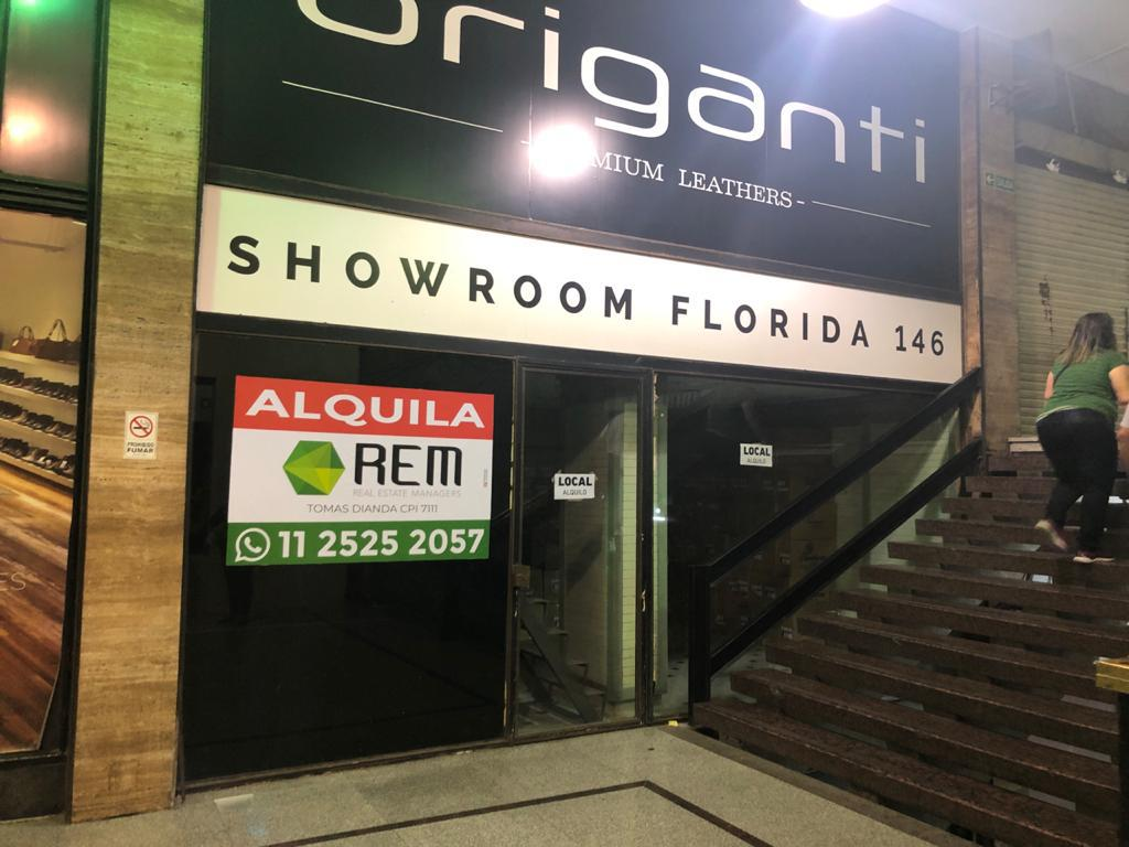 Foto Local en Alquiler en  Microcentro,  Centro (Capital Federal)  Florida al 100