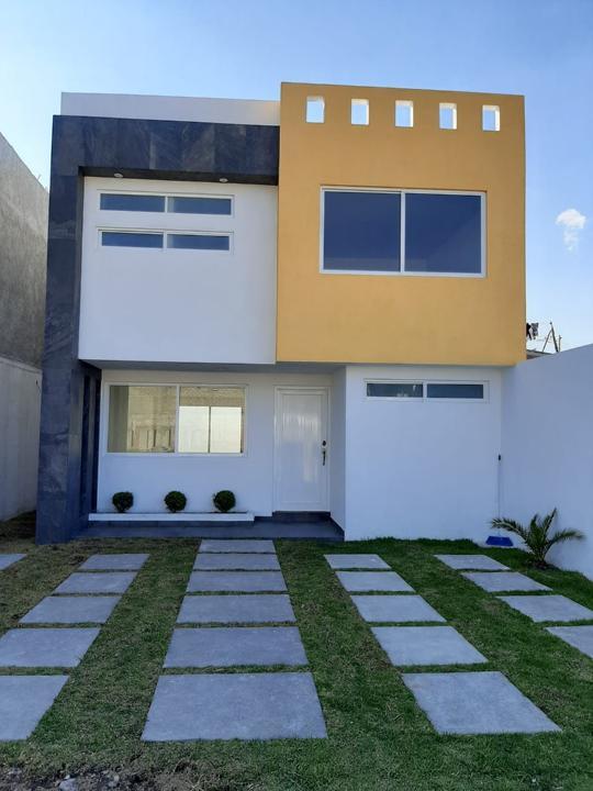 Foto Casa en condominio en Venta en  Zamarrero,  Zinacantepec  CASA NUEVA EN EJIDO ZINACANTEPEC POR ZAMARRERO