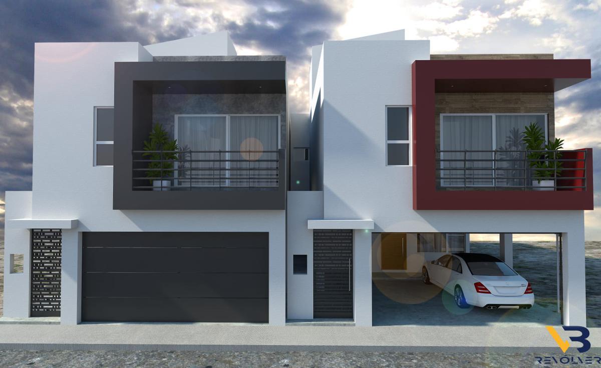 Foto Casa en Venta en  Tijuana,  Tijuana  PRECIOSA CASA EN VENTA EN CONSTRUCCIÓN EN ÁREA DE LA MESA, CERCA DE 5 Y 10 Y DE PLAZA CARRUSEL