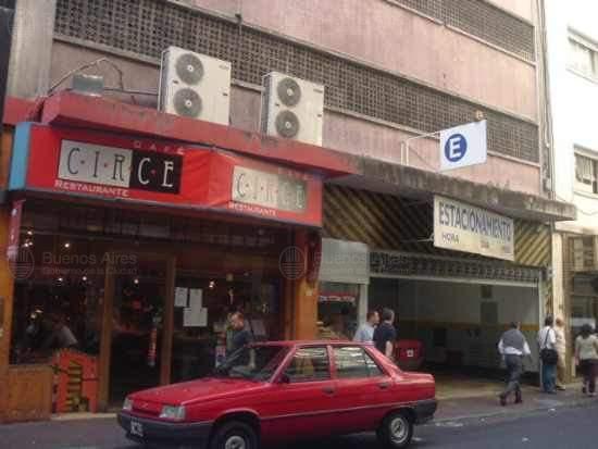 Foto Cochera en Venta en  Centro (Capital Federal) ,  Capital Federal  SARMIENTO AL al 500