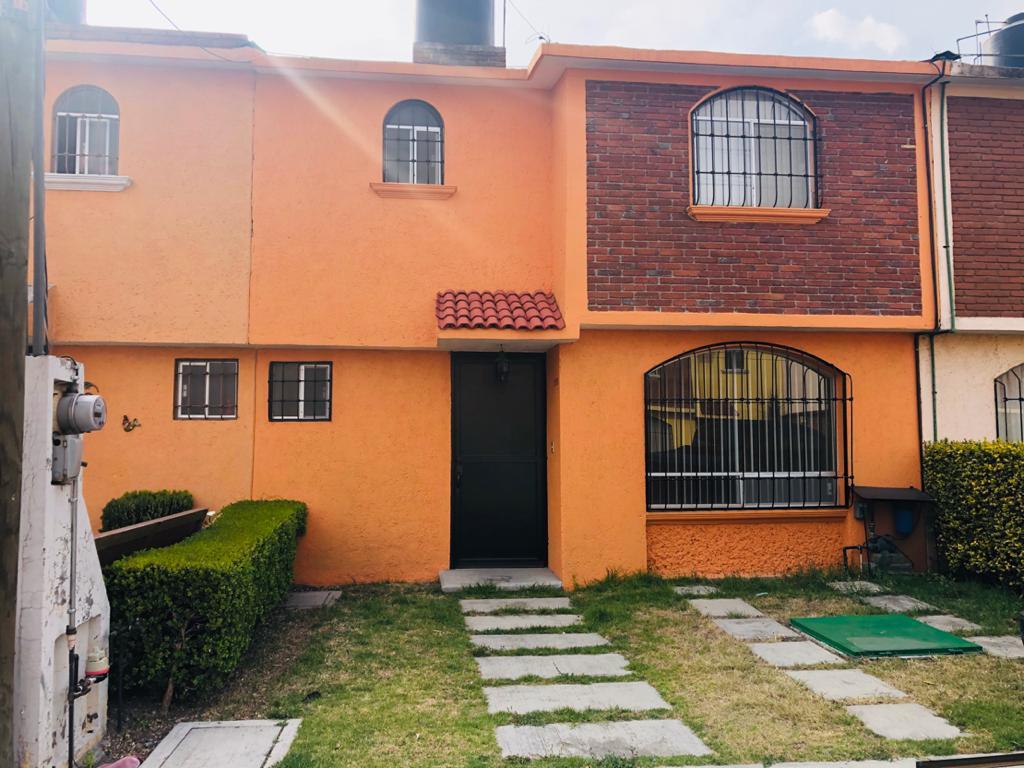 Foto Casa en condominio en Renta en  Santa María Totoltepec,  Toluca  Ciprés Sur