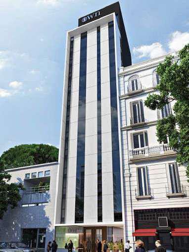 Foto Departamento en Venta en  Puerto Madero ,  Capital Federal  OWN NUEVO MADERO AZOPARDO al 419 VENTA SUITE Nº 303
