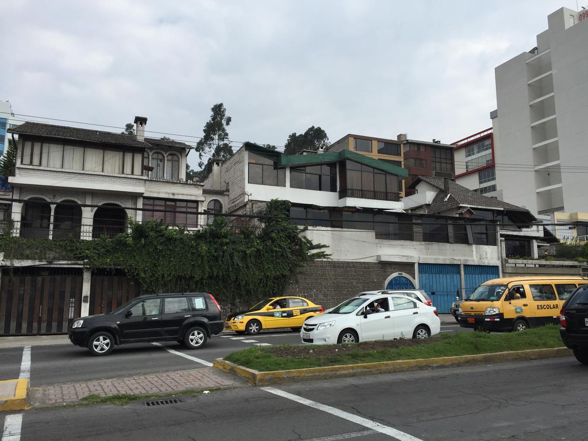 Foto Terreno en Venta en  Norte de Quito,  Quito  TERRENO ESPECTACULAR PARA PROYECTO ELOY ALFARO SP.