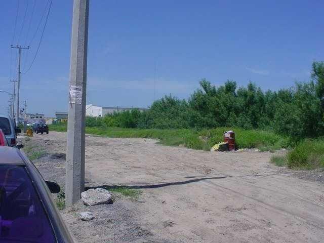 Foto Terreno en Venta en  Moll Industrial,  Reynosa  Moll Industrial