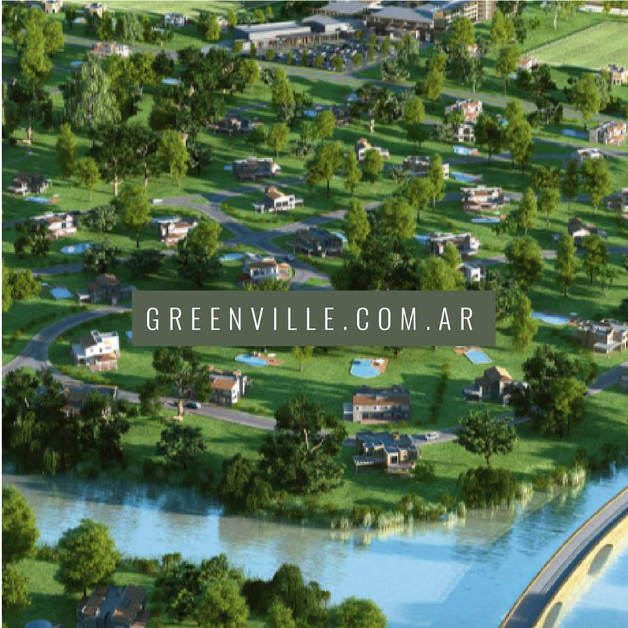 Foto Terreno en Venta en  Greenville Polo & Resort,  Guillermo E Hudson  Greenville Barrio F Ville 6 Lote F12