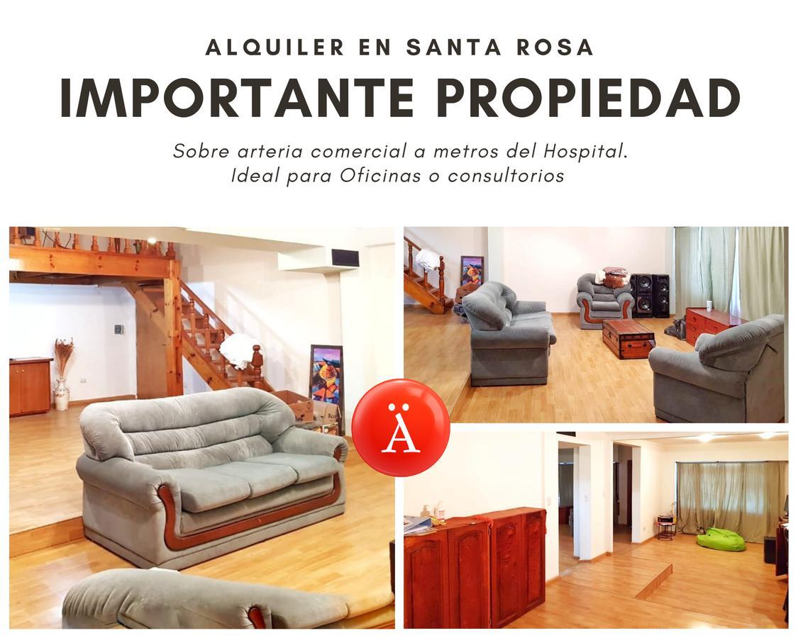 Foto Casa en Alquiler en  Santa Rosa,  Capital  Raul B Díaz