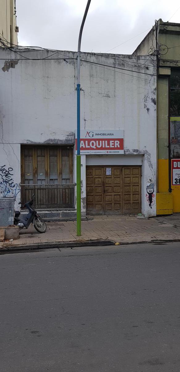 Foto Local en Alquiler en  Zona Norte,  San Miguel De Tucumán  Muñecas al 500