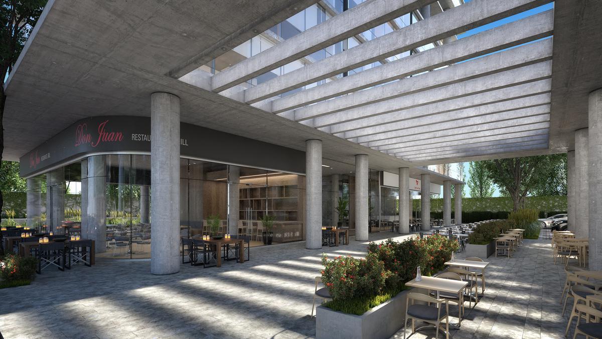 Foto Hotel en Venta en  Buenavista,  San Fernando  Don Francisco al 2900 Torre 3