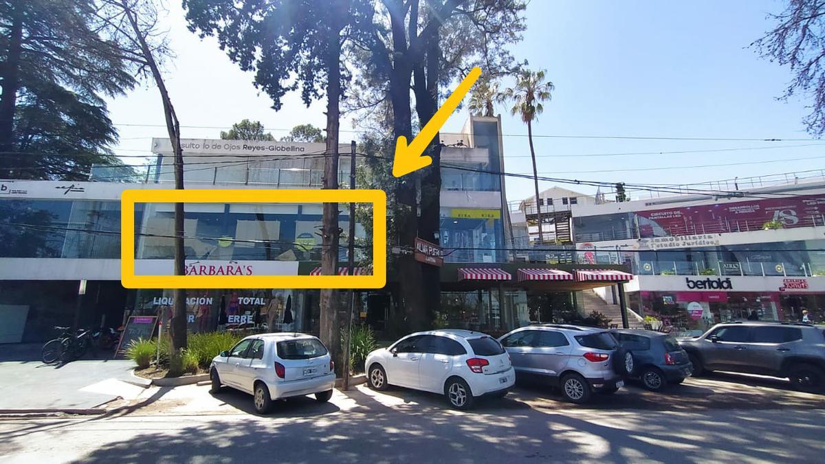 Foto Local en Alquiler en  Villa Allende Golf,  Villa Allende  LOCAL EN ALQUILER VILLA ALLENDE FRENTE AL POLIDEPORTIVO