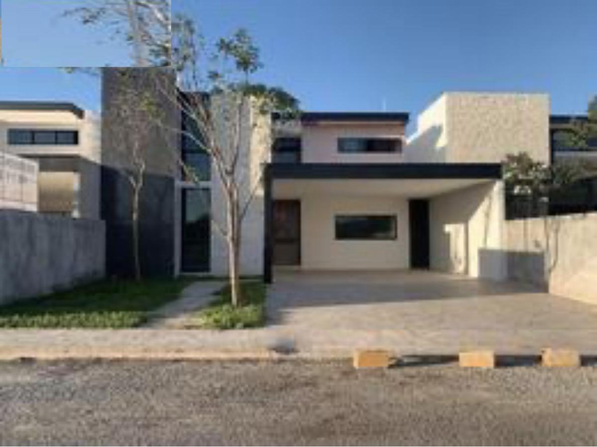 Foto Casa en Venta en  Mérida ,  Yucatán  VENDO BELLA RESIDENCIA EN TEMOZON NORTE