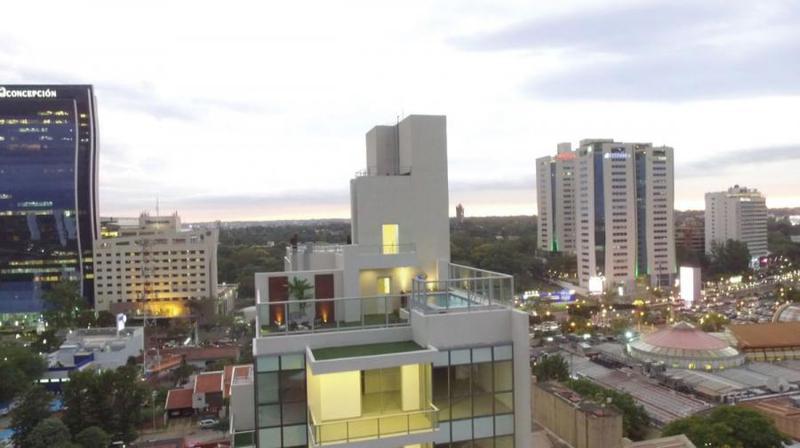 Foto Departamento en Venta   Alquiler temporario en  La Recoleta ,  Asunción  ASUNCIÓN FRENTE A SHOPPING DEL SOL CHATEAU TOWER 9A