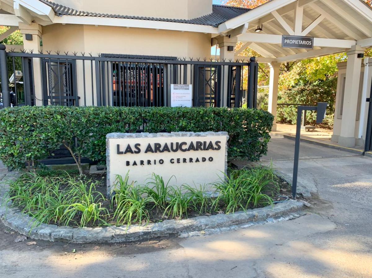 Foto Casa en Alquiler temporario en  Las Araucarias,  Countries/B.Cerrado (Pilar)  Alquiler Temporario  Casa Barrio Las Araucarias  Pilar