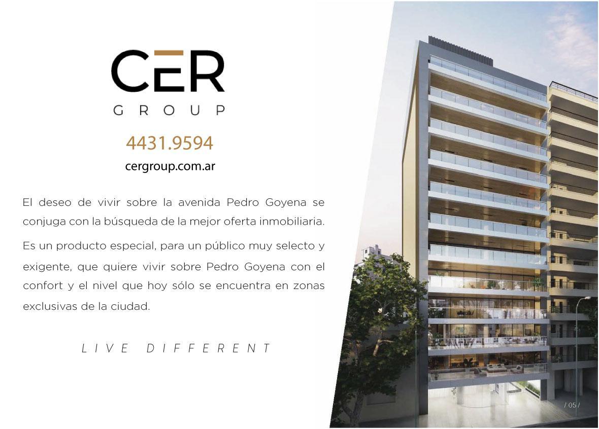 Foto Departamento en Venta en  Caballito ,  Capital Federal  Goyena Pedro 1512 Piso 9º