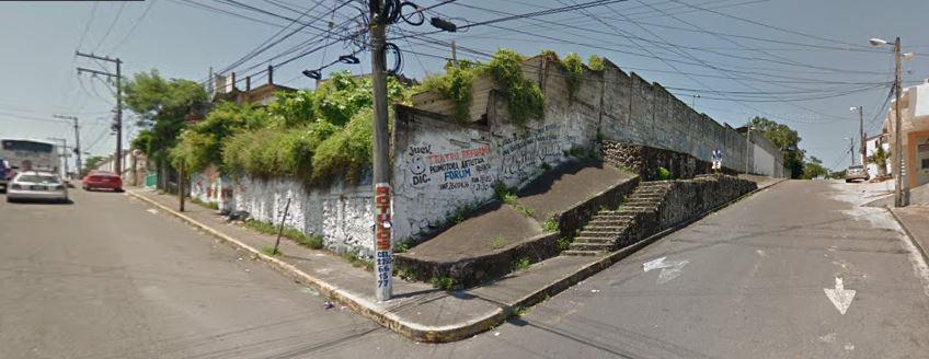 Foto Terreno en Venta en  Pocitos y Rivera,  Veracruz  Terreno de 1,216 m2 EN ESQUINA en Pocitos y Rivera. VERACRUZ, VER.