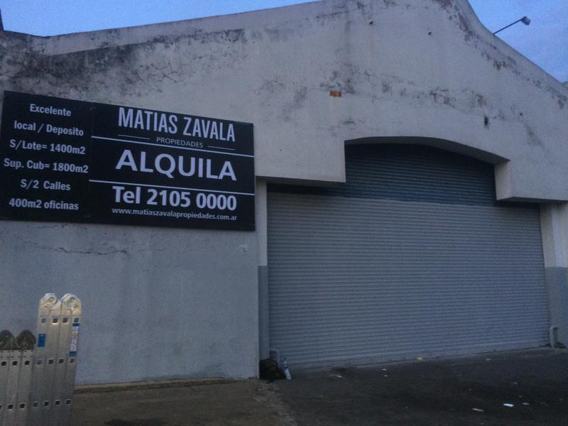Foto Galpón en Alquiler en  Villa Urquiza ,  Capital Federal  Constituyentes al 4200