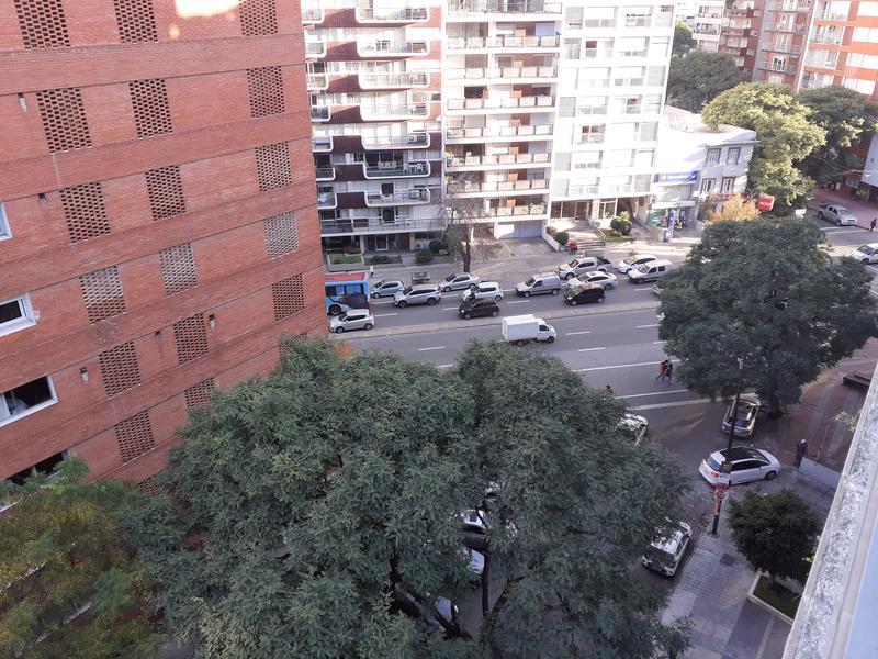 Foto Departamento en Alquiler en  Pocitos ,  Montevideo  Linda terraza, una cuadra del mar