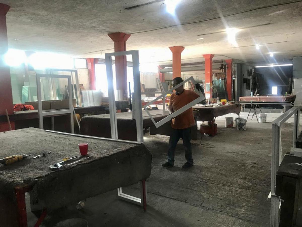Foto Bodega Industrial en Venta en  Jardines de la Moderna,  Monterrey  VENTA BODEGA COLONIA MODERNA MONTERREY