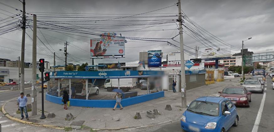 Foto Terreno en Venta en  Centro Norte,  Quito  10 DE AGOSTO