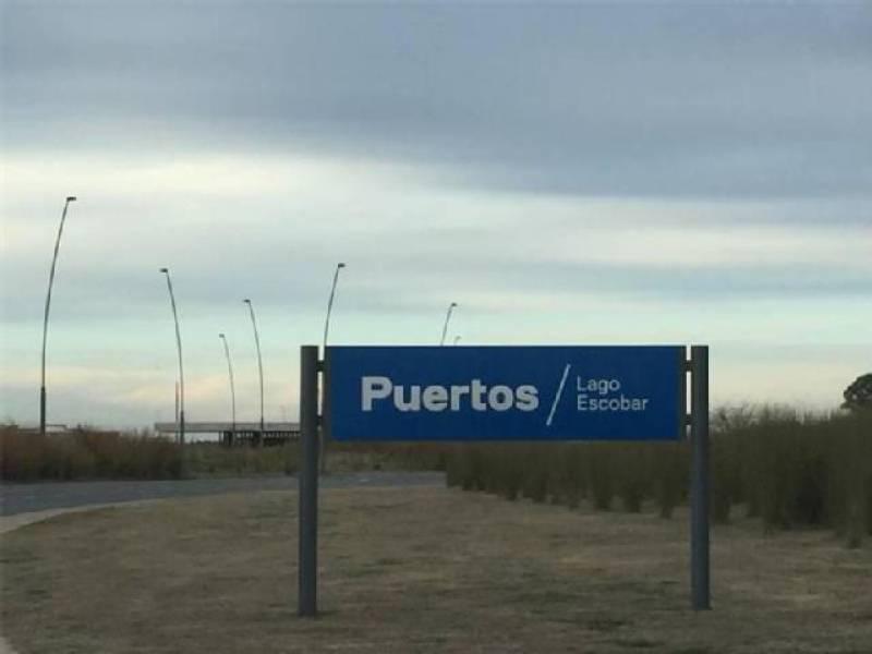 Foto Terreno en Venta en  Marinas,  Puertos del Lago  Marinas