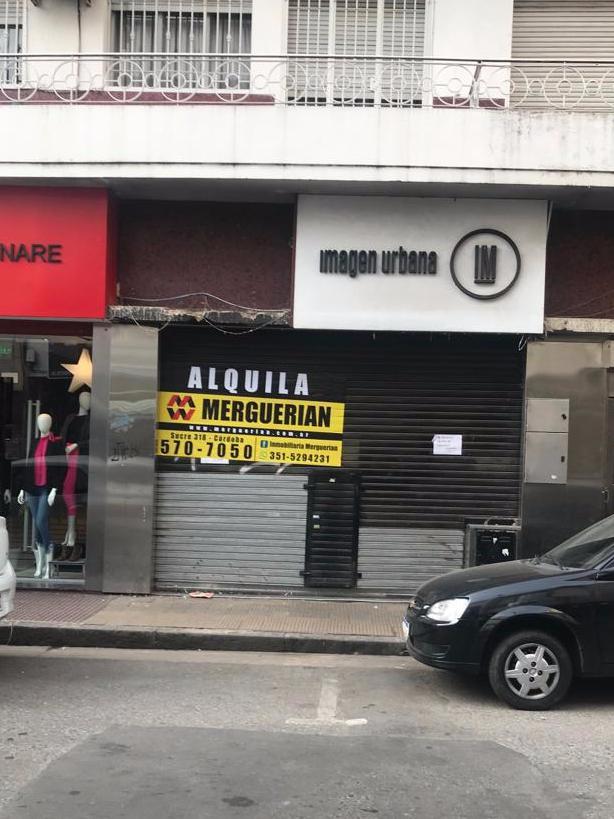 Foto Local en Alquiler en  Centro,  Cordoba  CORRIENTES al 200