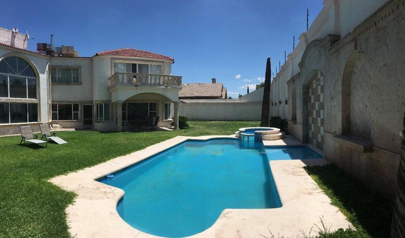 Foto Casa en Venta en  Hacienda Santa Fe,  Chihuahua  Residencia