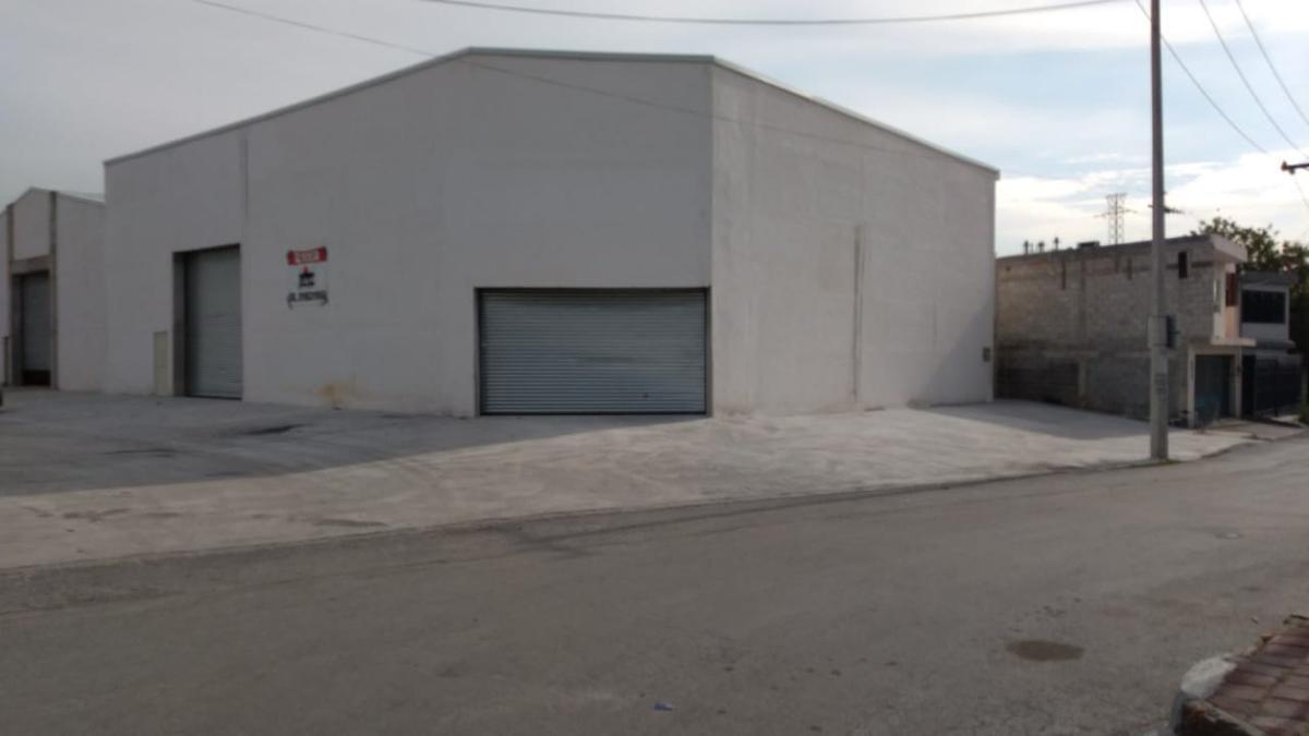 Foto Bodega Industrial en Renta en  Villa Española,  Guadalupe  Villa Española