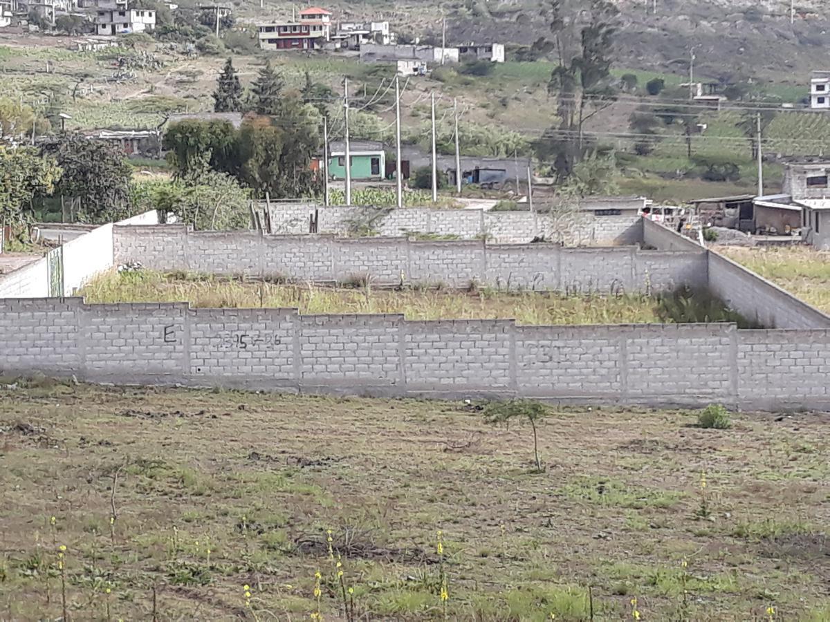 Foto Terreno en Venta en  Mitad del Mundo,  Quito  San Antonio, Rumicucho
