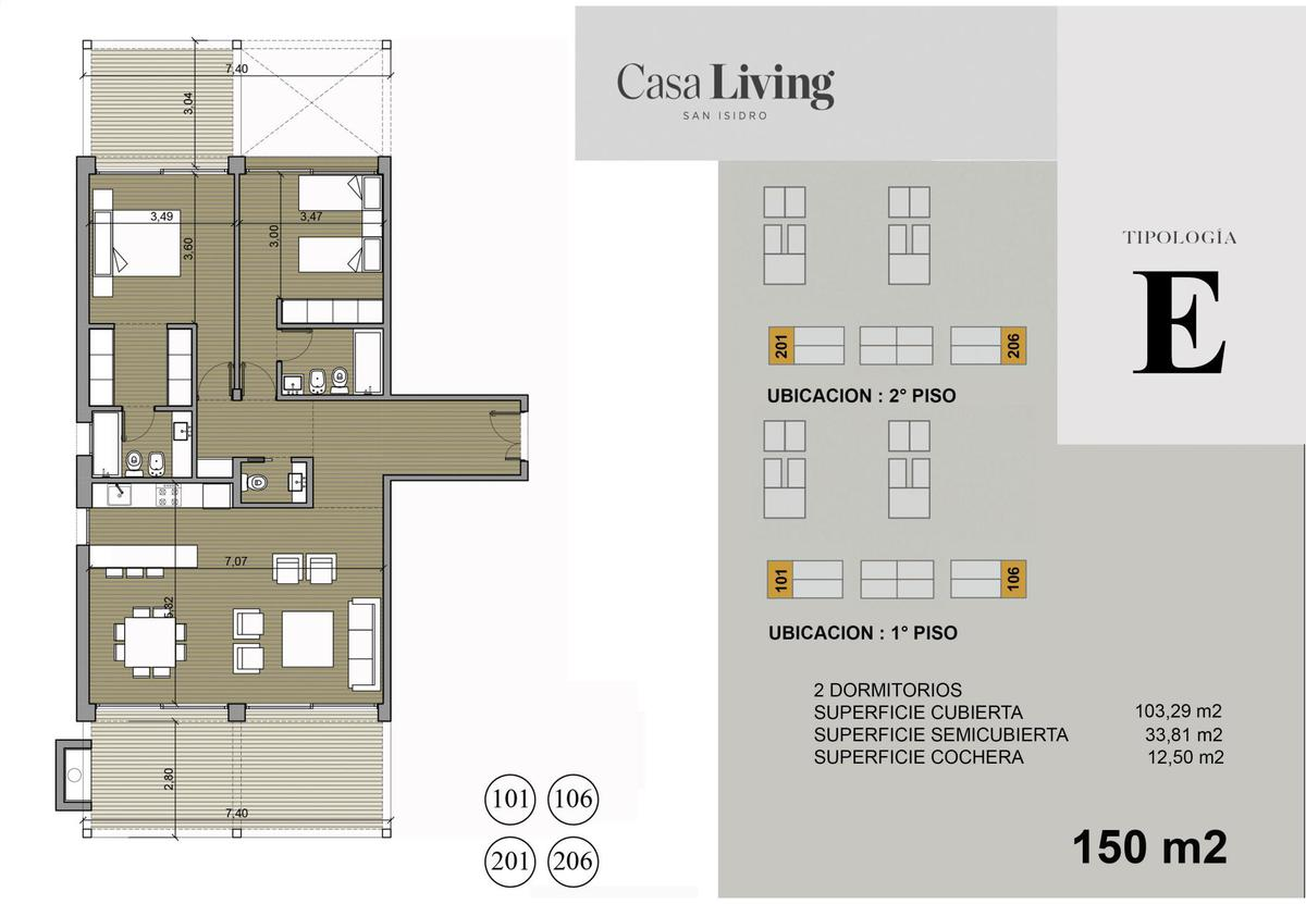 Departamento - San Isidro-10