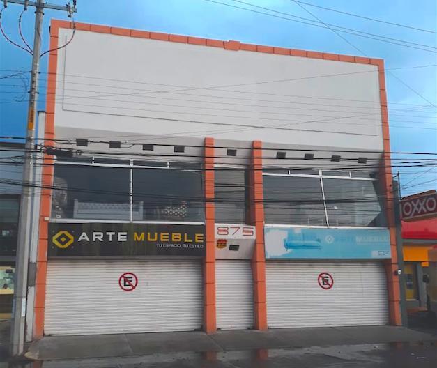 Foto Local en Renta en  San Luis Potosí ,  San luis Potosí  CUAUHTEMOC 875, BUROCRATA