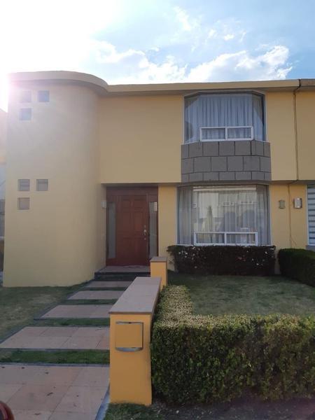 Foto Casa en condominio en Venta |  en  Llano Grande,  Metepec  VENTA DE CASA EN LLANO GRANDE METEPEC