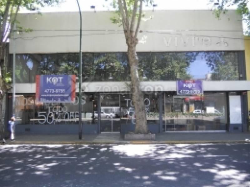 Foto Terreno en Venta en  Villa Crespo ,  Capital Federal  Avenida Juan B Justo  al 2200
