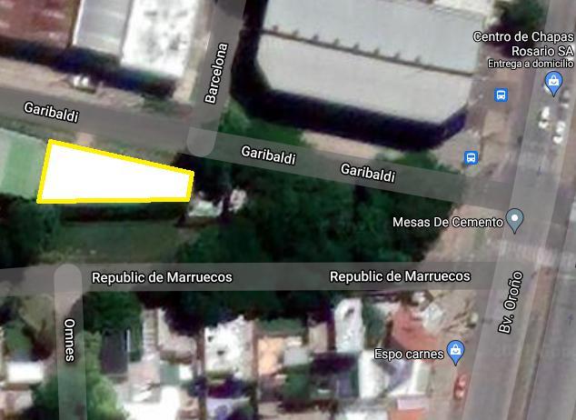 Foto Galpón en Venta en  Rosario,  Rosario  Garibaldi al 2200