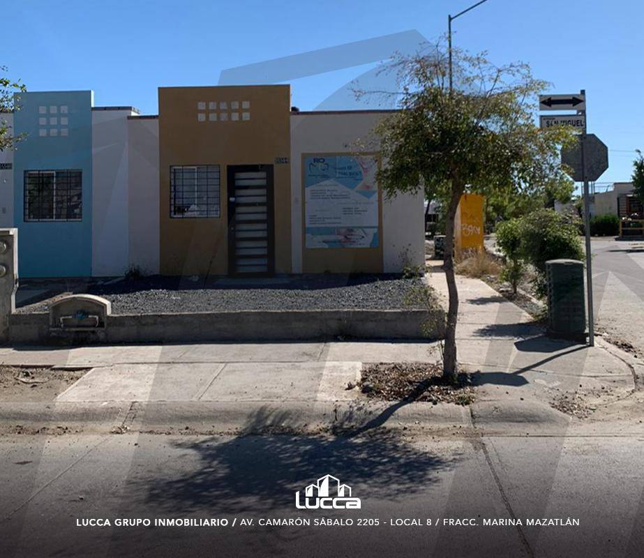 Foto Casa en Venta en  Fraccionamiento Pradera Dorada,  Mazatlán  CASA FRACC. PRADERA DORADA  4