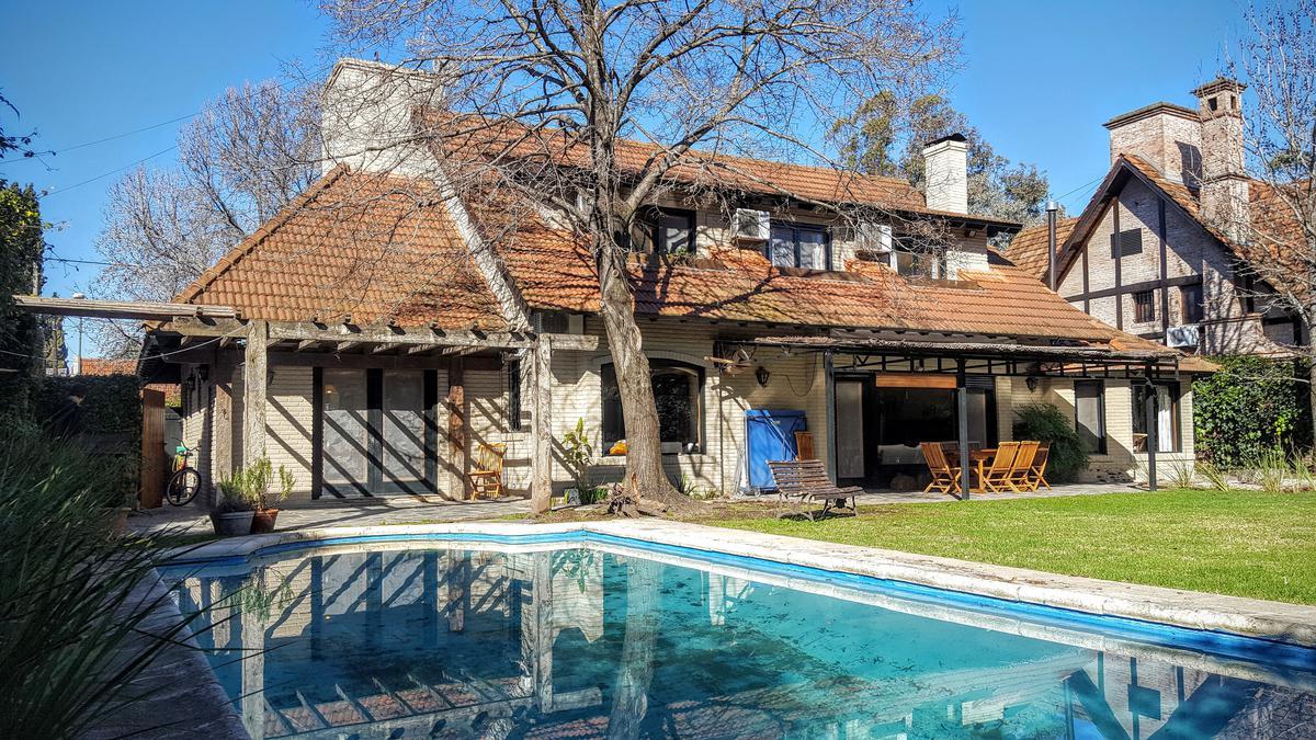 Foto Casa en Alquiler en  Las Lomas-Jockey,  Las Lomas de San Isidro  3 de Febrero al 2200