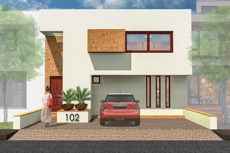 Foto Casa en Venta en  San Luis Potosí ,  San luis Potosí  CASA EN PREVENTA EN RESIDENCIAL LA VISTA, SAN LUIS POTOSI