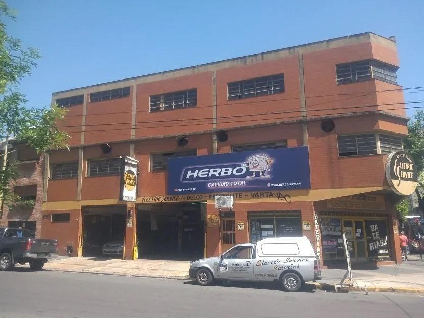 Foto Edificio Comercial en Venta en  Palermo ,  Capital Federal  Cabrera al 4400
