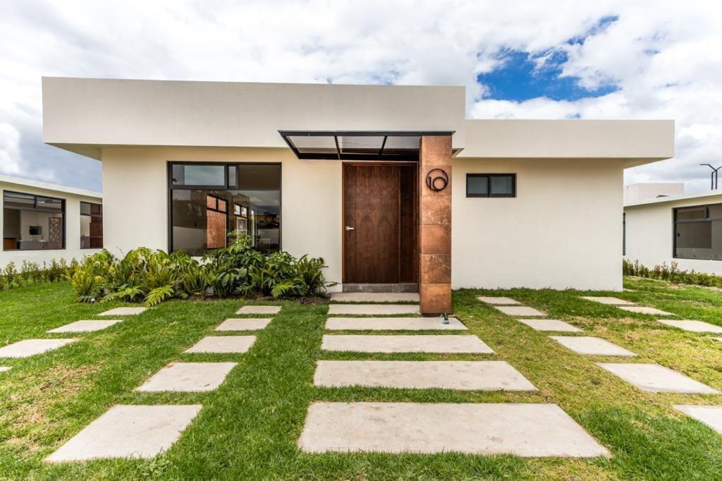 Foto Casa en condominio en Venta en  Casa Blanca,  Metepec  Venta de Casas Nuevas en Residencial SAN Rafael Casa Blanca Metepec