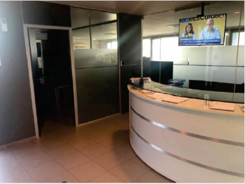 Foto Oficina en Alquiler en  Ciudad Industrial Jaime de Nevares,  Capital  Avenida Trabajadores de la Industria al 2800