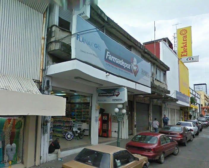 Foto Edificio Comercial en Venta en  Tampico Centro,  Tampico  CEV3108-285 Francisco I. Madero Edificio