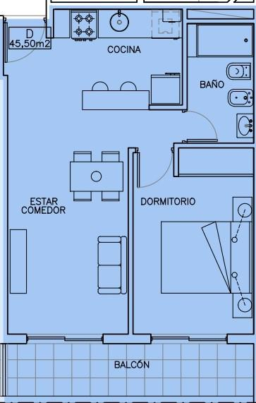 Foto Departamento en Venta en  Echesortu,  Rosario  AVELLANEDA 1267