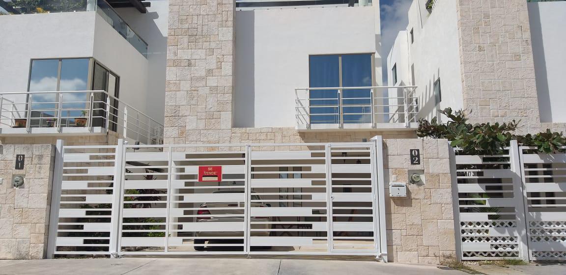 Foto Casa en Venta en  Fraccionamiento Bali,  Solidaridad  Casa en venta en residencial Bali