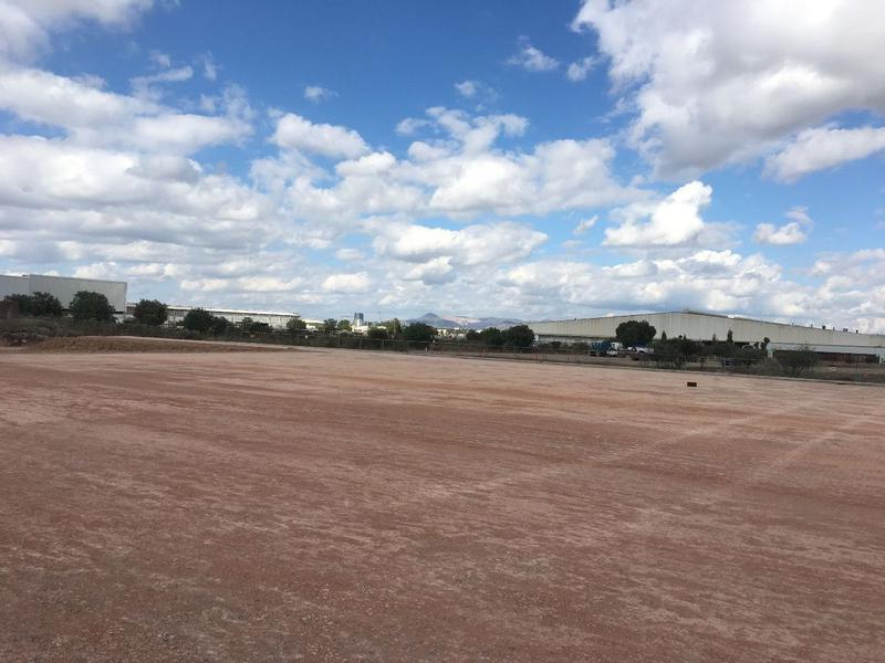 Foto Terreno en Renta en  Zona Industrial,  San Luis Potosí  TERRENO EN RENTA EN ZONA INDUSTRIAL