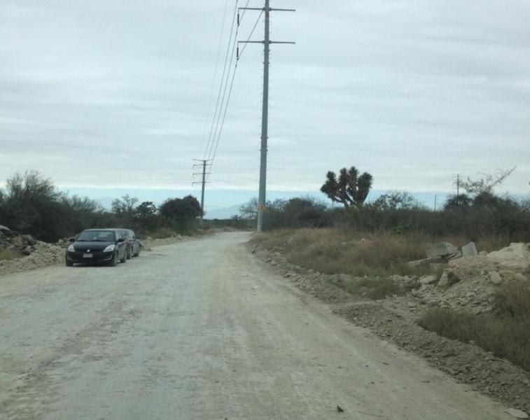 Foto Terreno en Venta en  Agua Fría,  Apodaca  Sector Residencial  Agua Fría