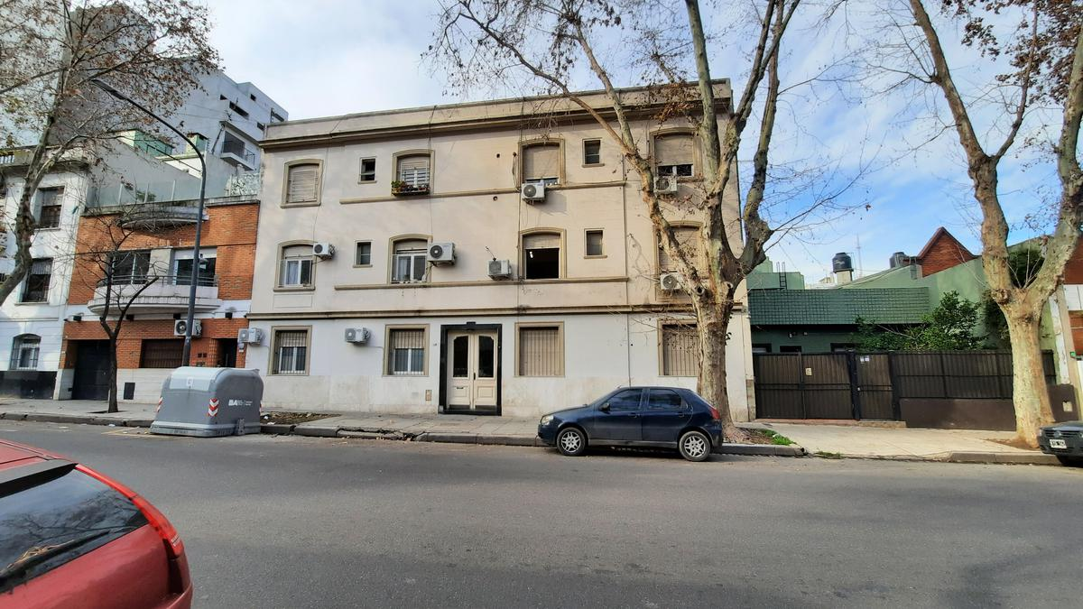 Foto Departamento en Alquiler en  Almagro ,  Capital Federal  Quintino Bocayuva al 800, 2° piso