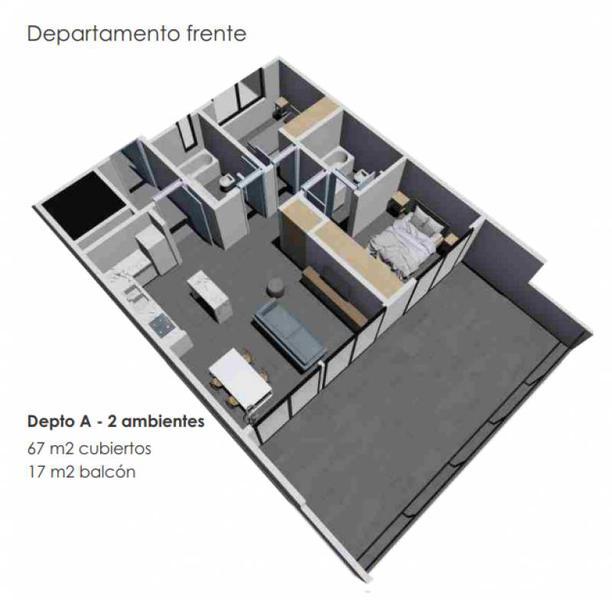 Foto Departamento en Venta en  Monte Castro,  Floresta  Av. Álvarez Jonte al 5500