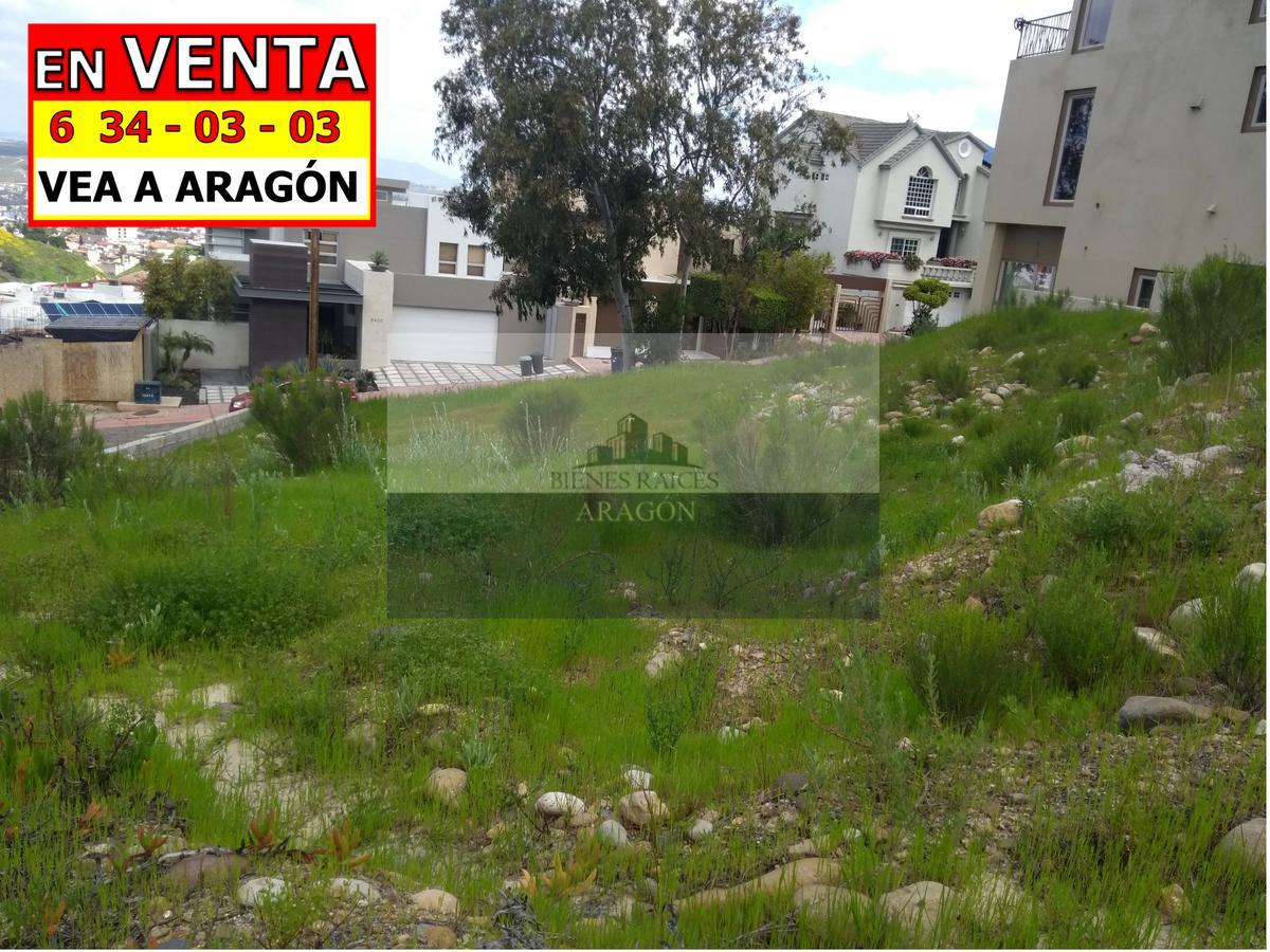 Foto Terreno en Venta en  Tijuana,  Tijuana  VENDEMOS PRECIOSO TERRENO DE 1355 mts2 EN ZONA RESIDENCIAL LA MEJOR ZONA DE LA CIUDAD