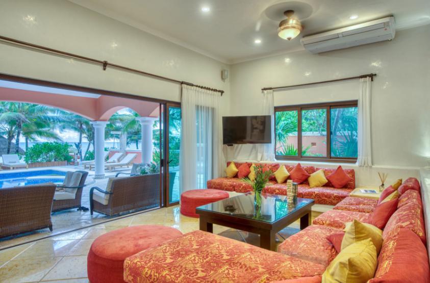 Foto Casa en Renta temporal en  Bahías de Punta Solimán,  Tulum  Casa en renta vacacional Bahia Soliman Tulum