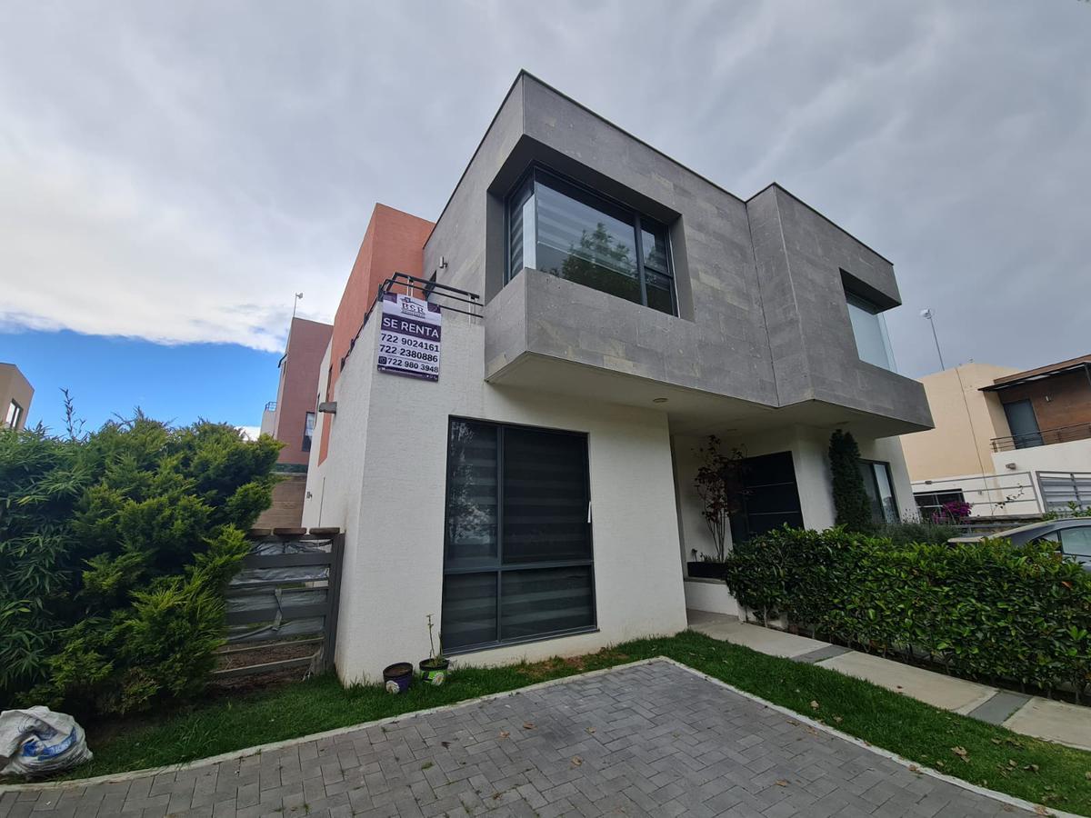 Foto Casa en Renta en  Villas del Campo,  Calimaya  Casa en Renta 2 recamaras, Villas del Campo, Calimaya