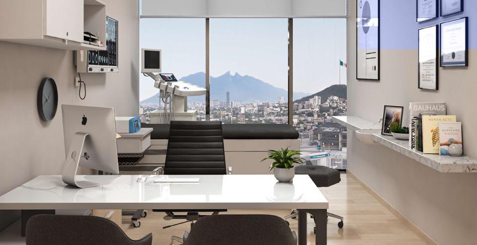 Foto Oficina en Venta en  Vista Hermosa,  Monterrey  Vista Hermosa